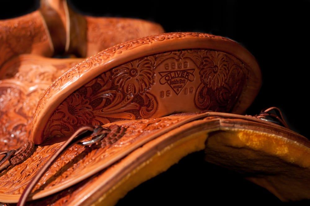 Oliver Saddle Shop: 3016 Plains Blvd, Amarillo, TX