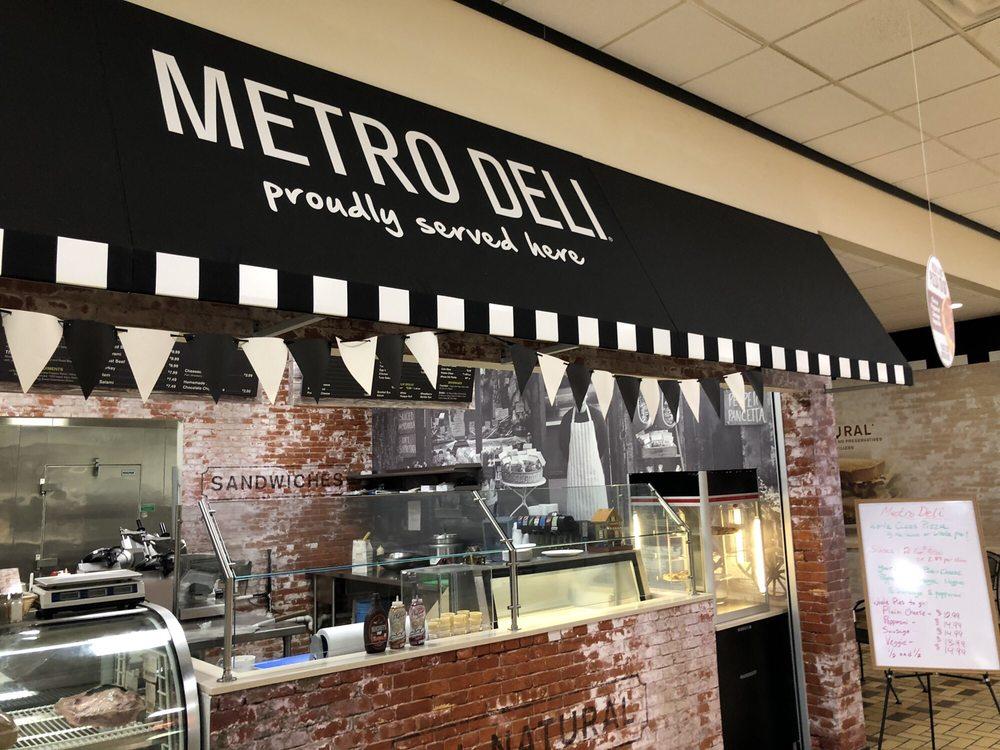 Metro Deli: 98 Grove St, Dupont, PA