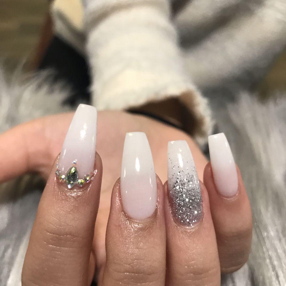 Glossy Nails Bar: 2129 Ten Ten Rd, Apex, NC
