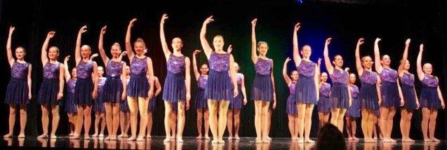 Carol Bowman Academy of Dance: 16 Clarkson Wilson Ctr, Chesterfield, MO