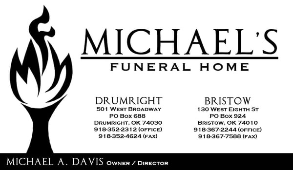 Drumright Ok Funeral Homes