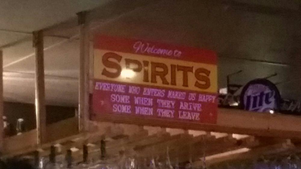 Spirits Lounge