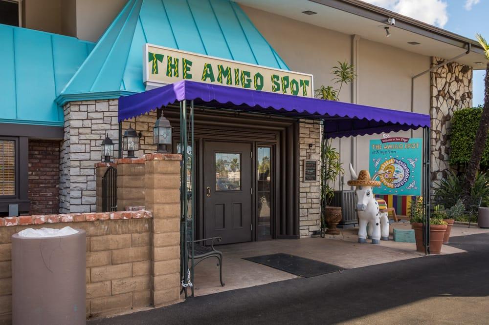The Amigo Spot
