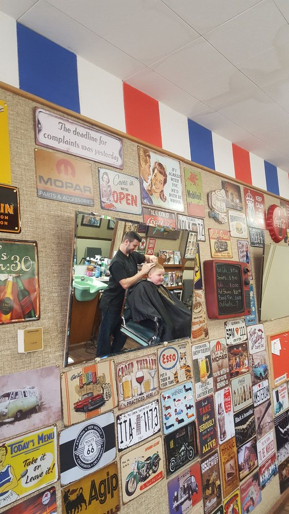 Talk of the Town Barber Shop: 509 Front St, Lynden, WA