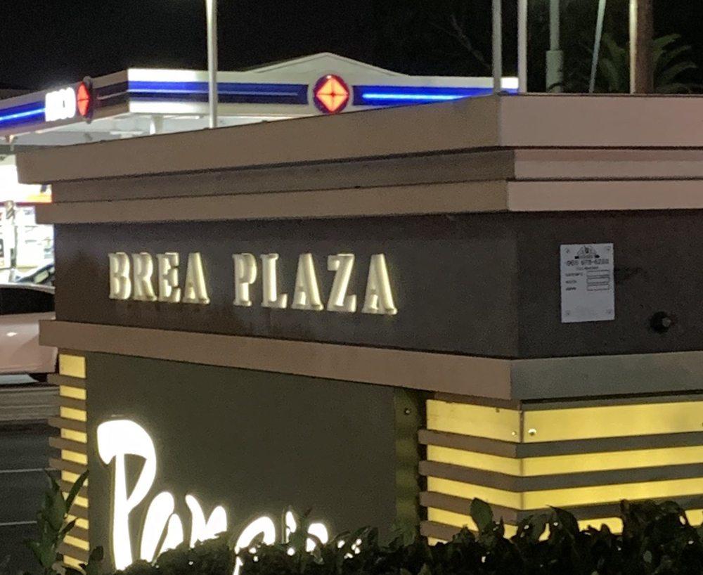 Brea Plaza Shopping Center: 1639 E Imperial Hwy, Brea, CA