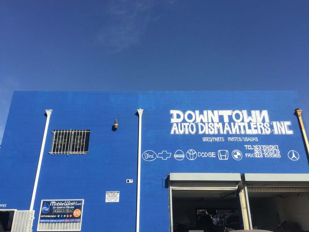 Downtown Auto Dismantlers: 6828 Mckinley Ave, Los Angeles, CA