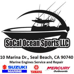 So cal ocean sports and marine repair reparaci n de for Ocean honda service