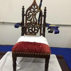 Photo Of Furniture Repair U0026 Antique Restoration   Plano, TX, United States.  Chair