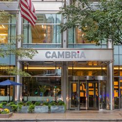 Photo Of Cambria Hotel Chicago Magnificent Mile Il United States