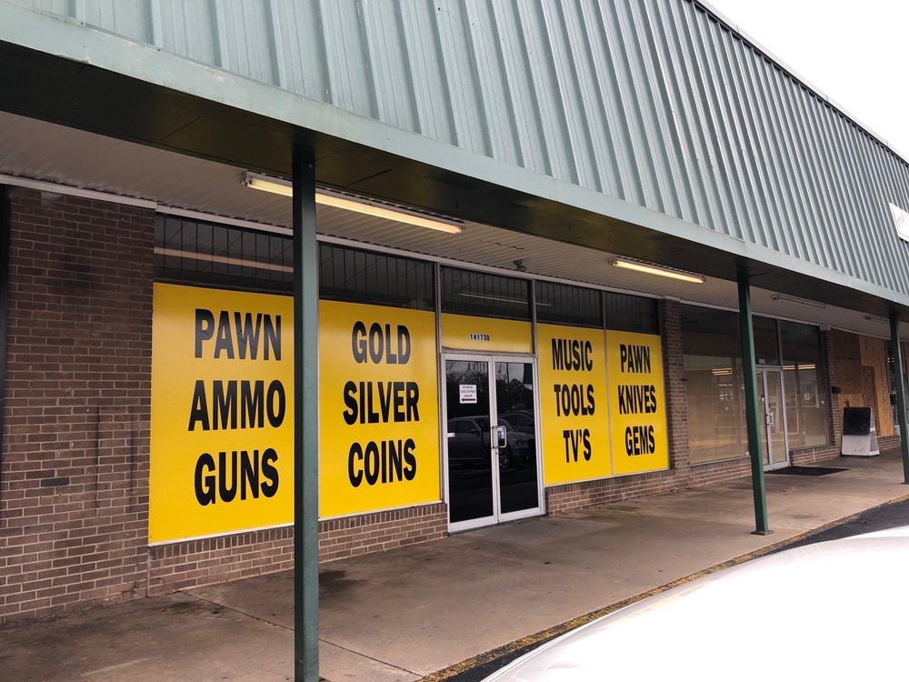 Palmetto Pawn and Gold: 14173A E Wade Hampton Blvd, Greer, SC
