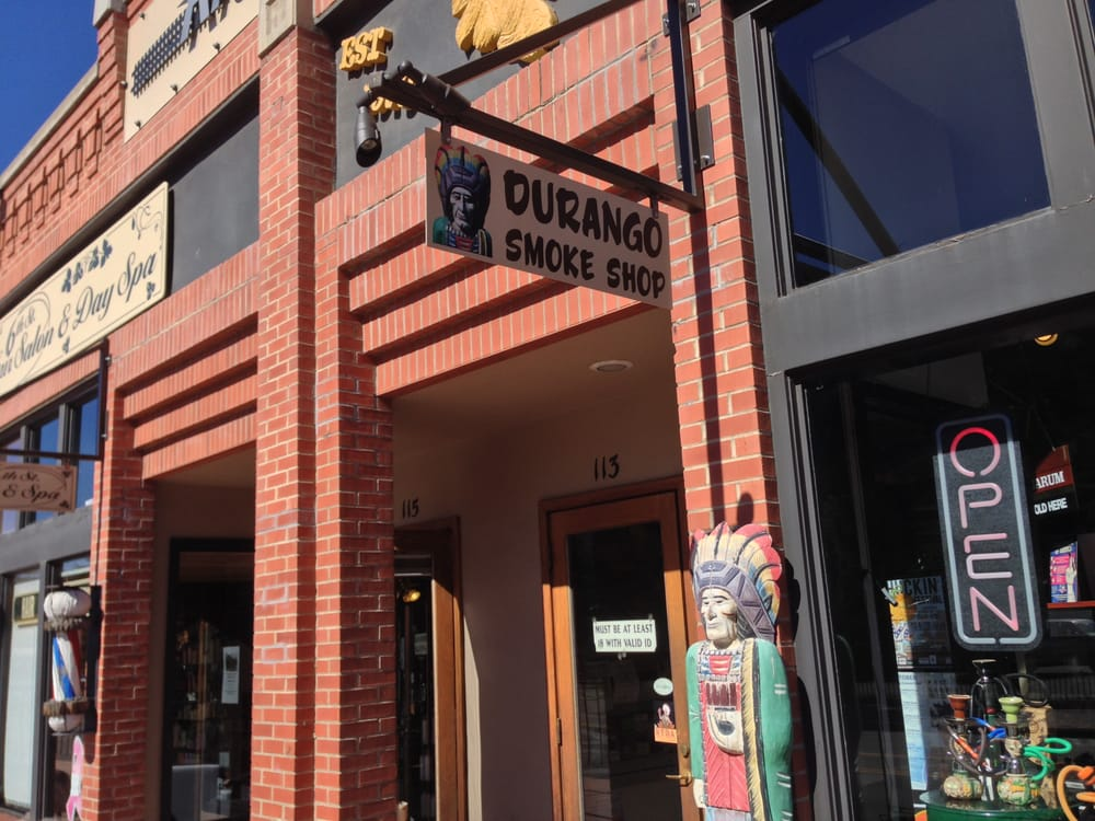 Durango Smoke Shop: 2876 Main Ave, Durango, CO