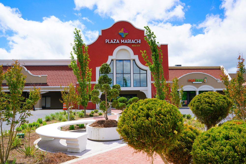 Plaza mariachi 64 photos 28 reviews shopping centers for Dining in nolensville tn