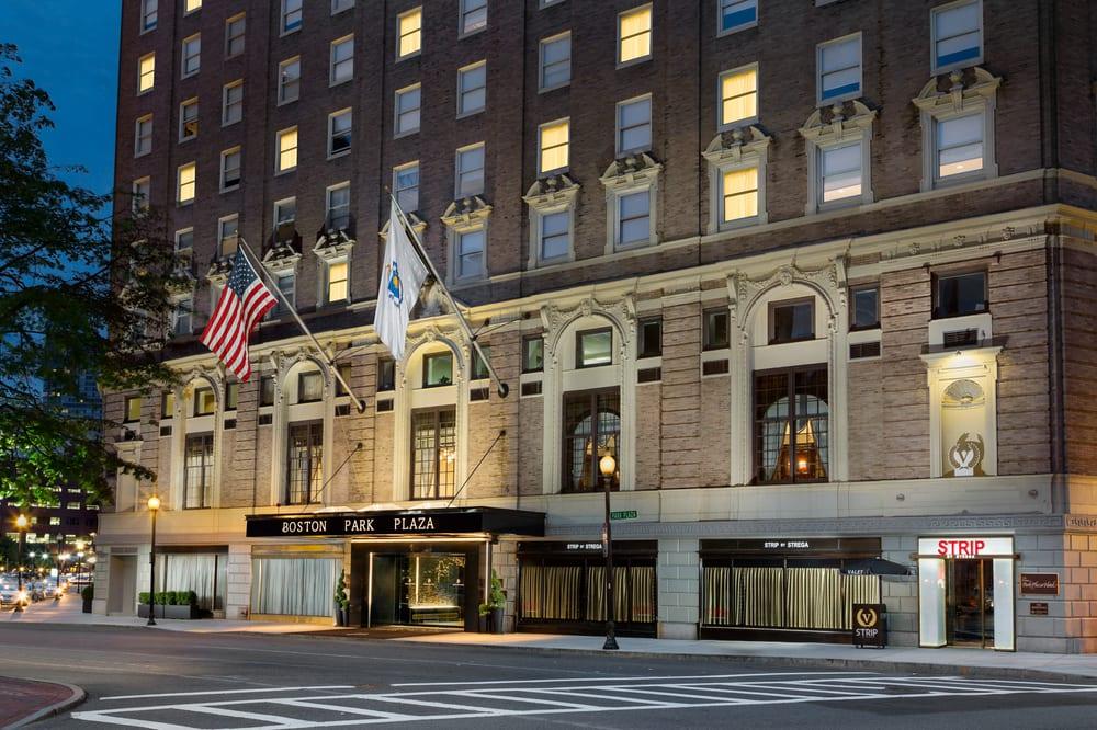 Highgate Hotels Boston Park Plaza