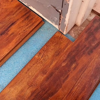 Superb Photo Of Right Flooring   Los Angeles, CA, United States. Installing 12mm  Hand