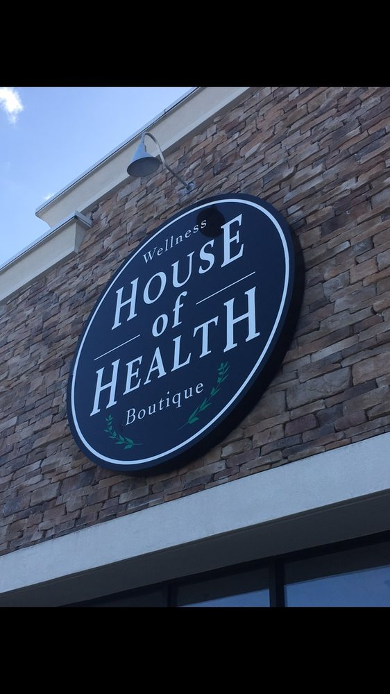 House of Health - Wellness Boutique: 411 Corporate Dr, Houma, LA