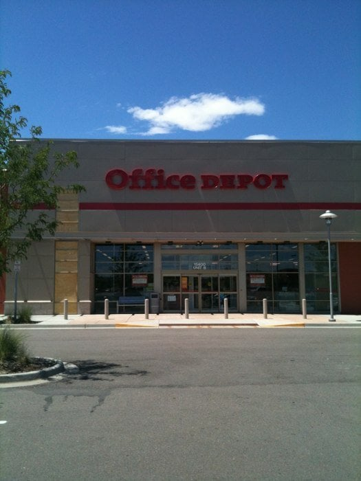 Office Depot Kontorsmateriel 15400 East Briarwood Cir