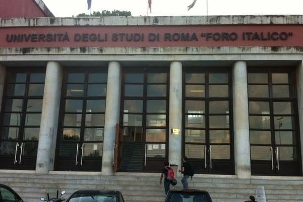 Universit degli studi di roma foro italico colleges for Elenco studi di architettura roma