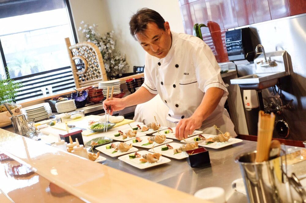 Asuka 175 photos 51 reviews sushi bars 1553 for Asuka japanese cuisine menu