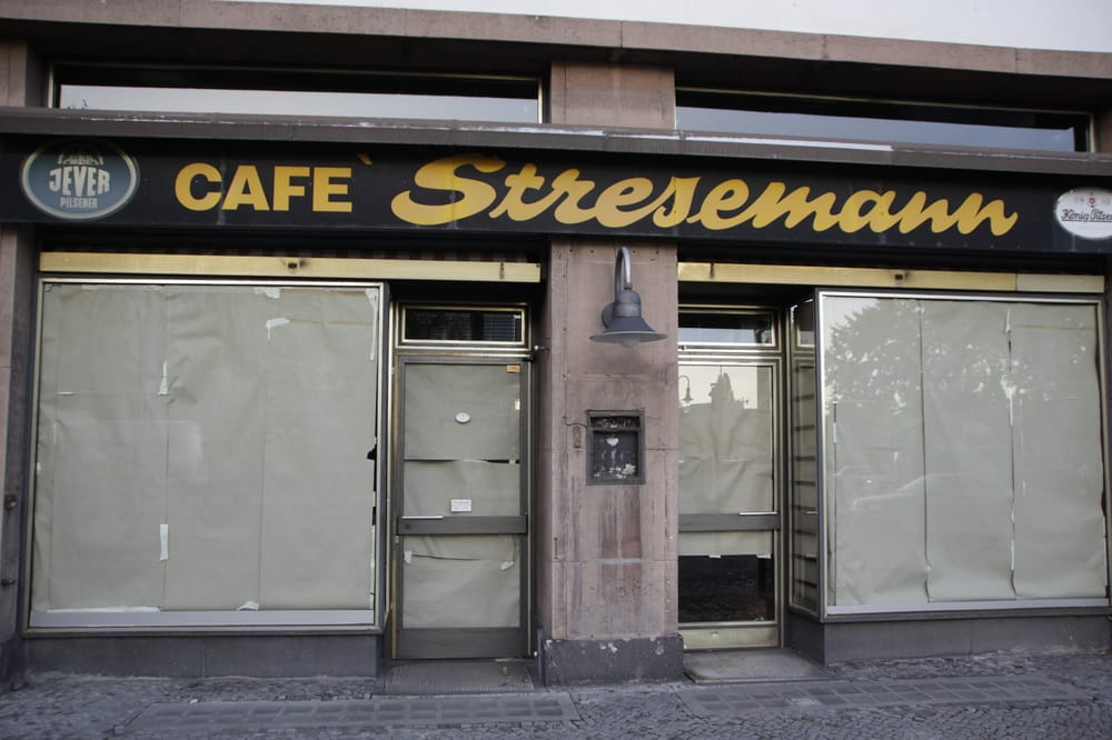 Cafe Stresemannstr Berlin