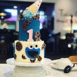 Photo Of A Piece Cake