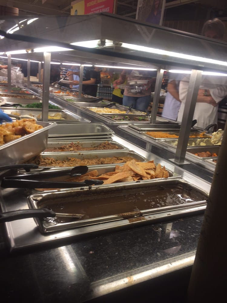 Whole Foods Durham Hot Bar
