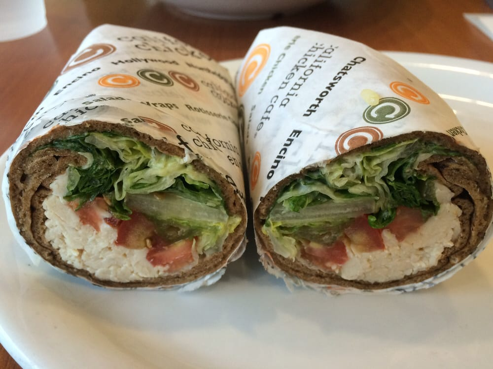 Classic Wrap $7.50 as of 06/03/2015 - Yelp $7 Chicken Classic