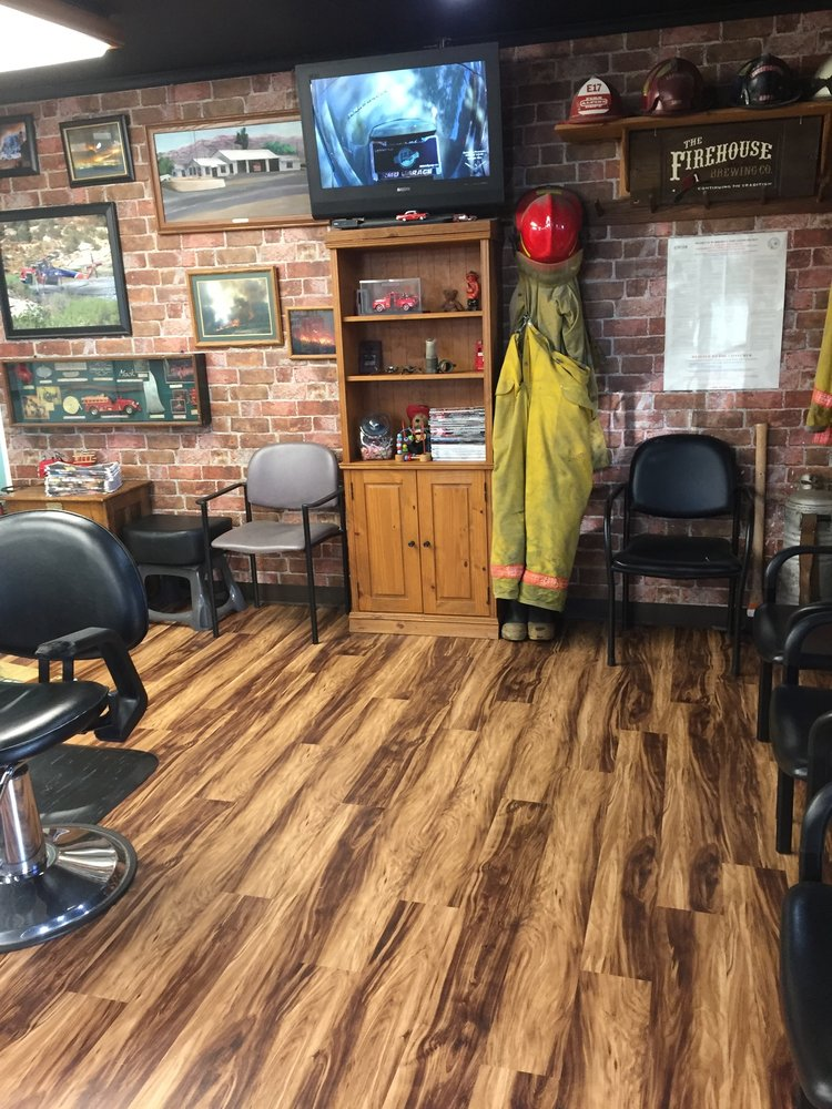 Ole Firehouse Barber Shop: 1834 Alpine Blvd, Alpine, CA