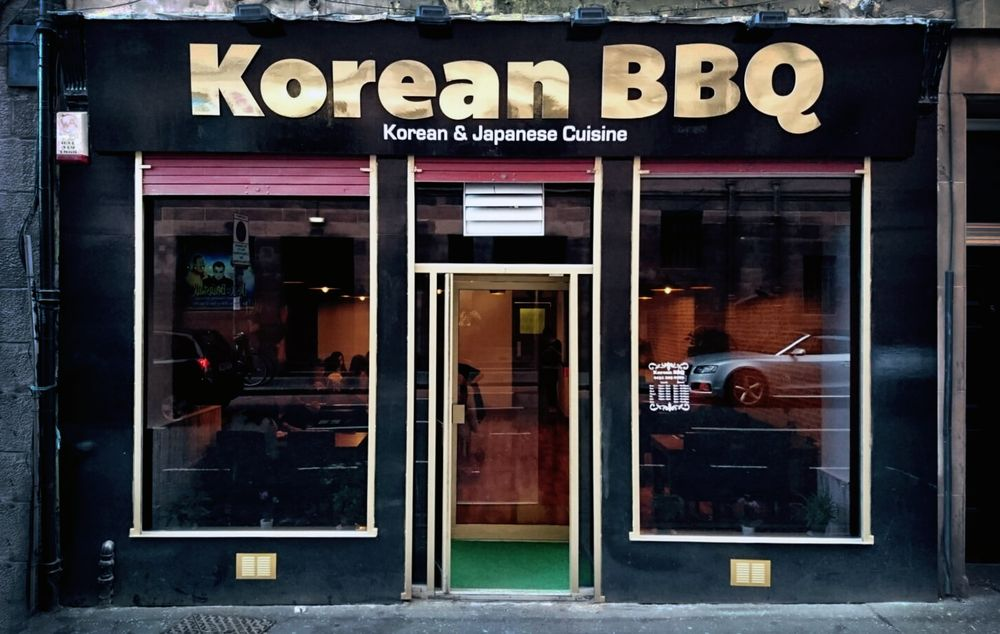 Korean bbq 26 photos japanese 3 tarvit street for O kitchen edinburgh menu