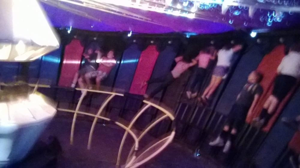 Spinning Huntington Beach