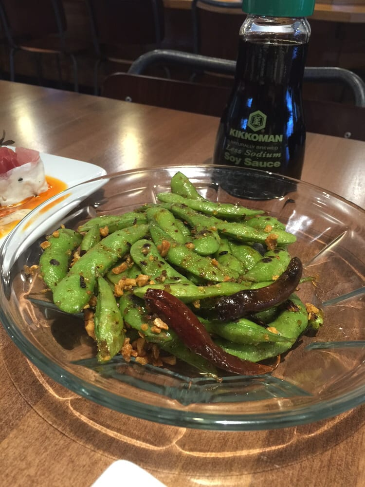 Spicy edamame yelp for Aiyara thai cuisine temecula ca