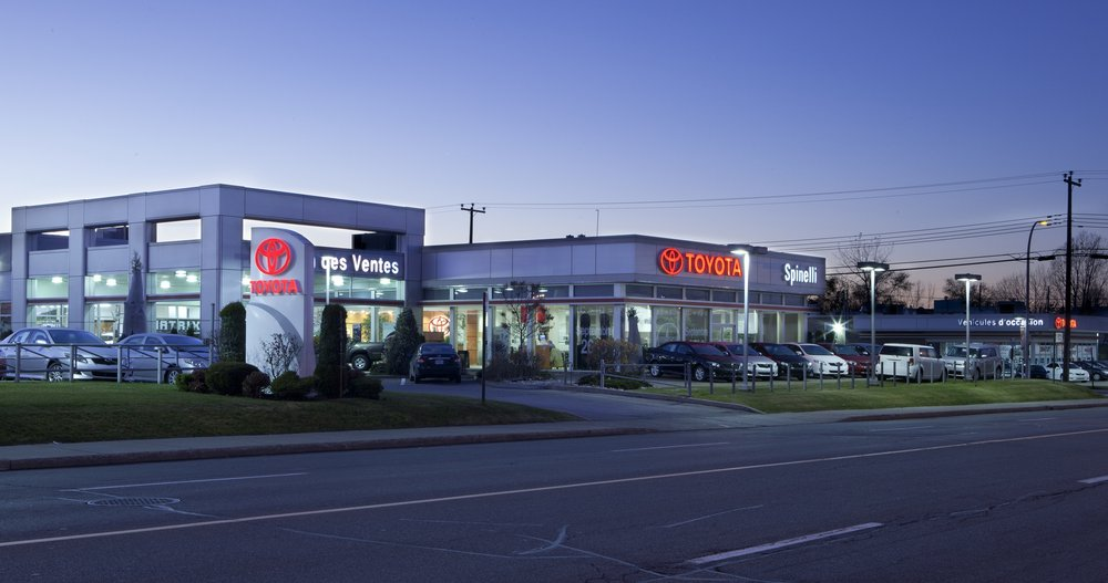 Toyota Pointe Claire >> Spinelli Toyota Pointe Claire Car Dealers 10 Avenue Auto Plaza