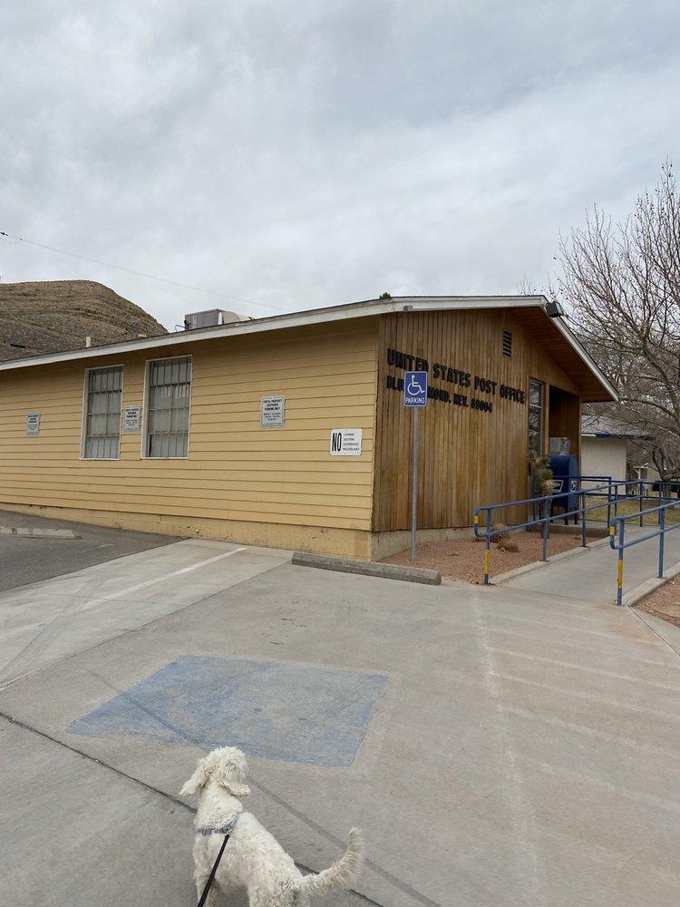 US Post Office: 2 Diamond St, Blue Diamond, NV