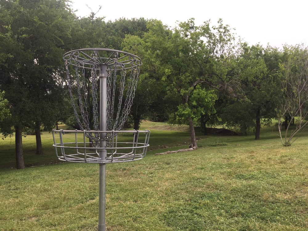 Trinity University Disc Golf Course