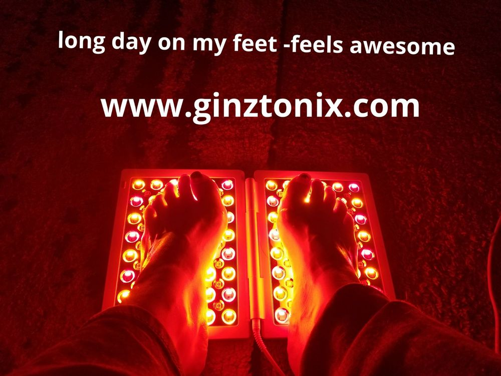 Infrared Light Therapy Panels Put An End To Foot Pain From