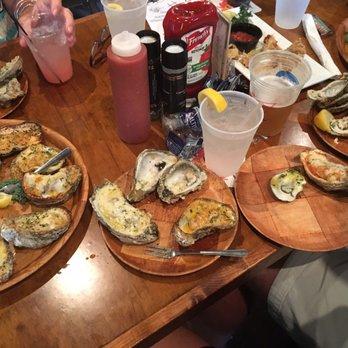 Captain Bill S Beach Kitchen Treasure Island Menu