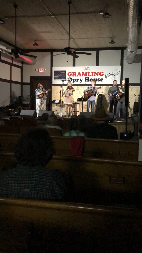 The Gramling Opry House: 14811 Asheville Hwy, Inman, SC