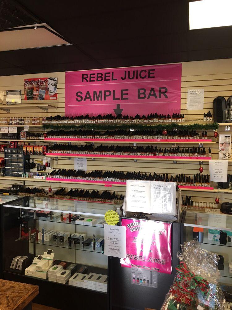 Rebel Indian Smoke Shop: 4101 Edgmont Ave, Brookhaven, PA