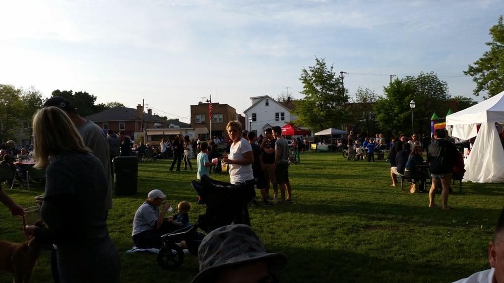 Highwood's Evening Market: 130 Highwood Ave, Highwood, IL