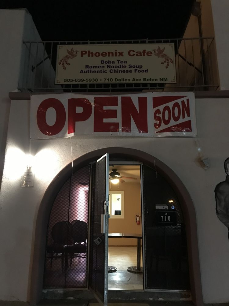 PHOENIX CAFE: 710 Dalies Ave, Belen, NM