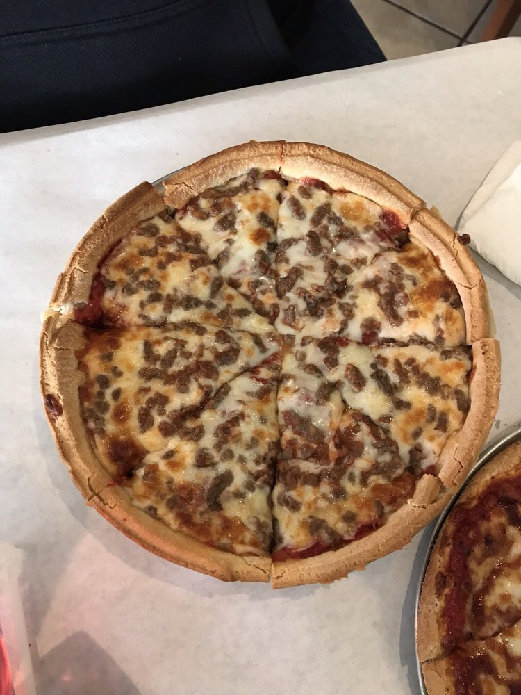 Miller Pizza By The Beach: 1012 N Karwick Rd, Michigan City, IN