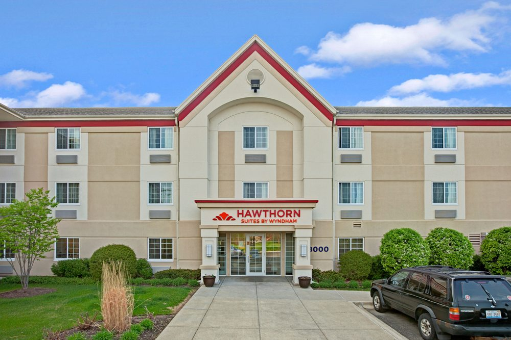 Hawthorn Suites By Wyndham Wheeling