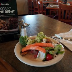 Photo Of Pizza Hut Fargo Nd United States A Little Salad Before