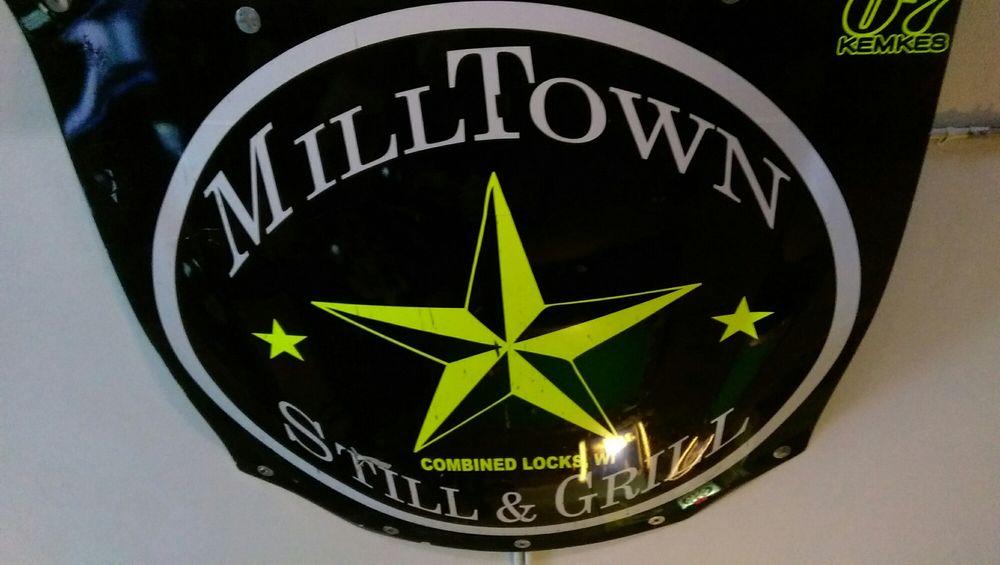 Milltown Still & Grill: 101 Darboy Rd, Combined Locks, WI