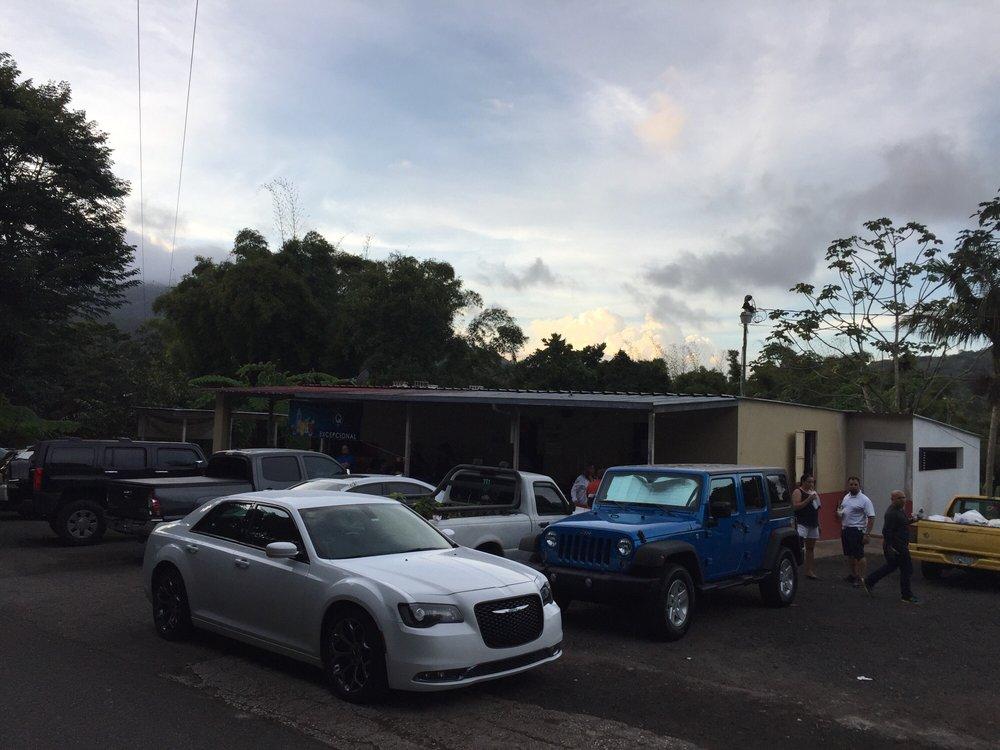 La Bellota: Puerto Rico-518  Km 704, Adjuntas, PR