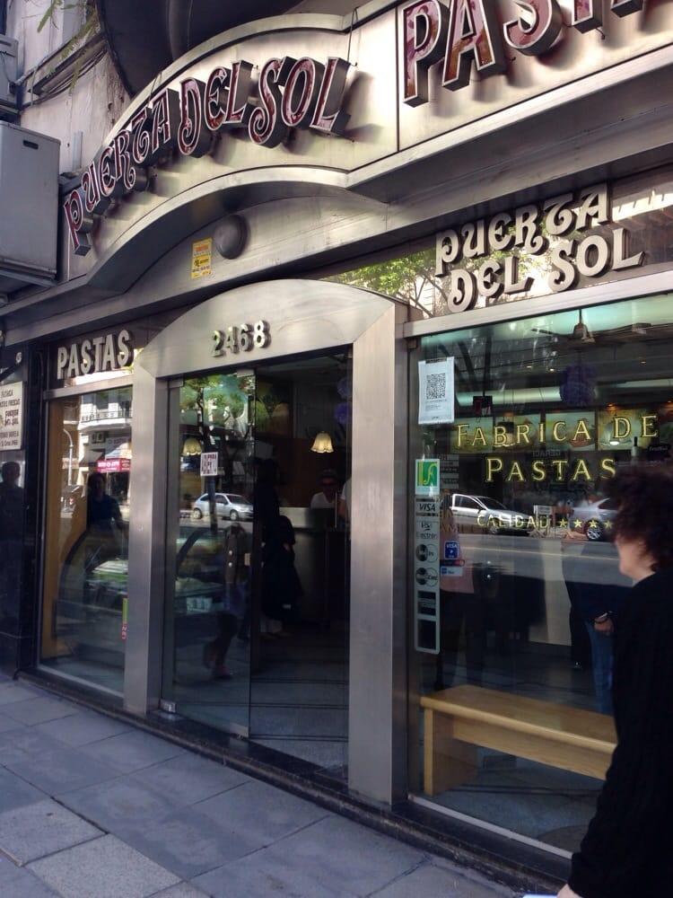 Puerta del sol especialidades culinarias av raul for Av puerta del sol
