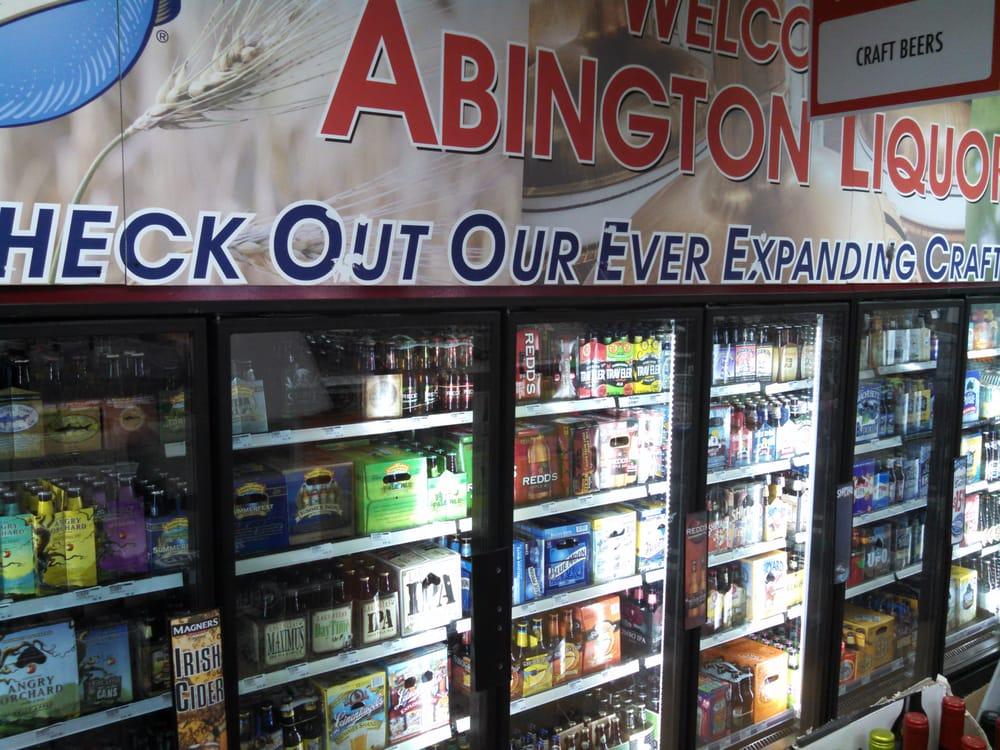 Abington Liquors: 585 Washington St, Abington, MA