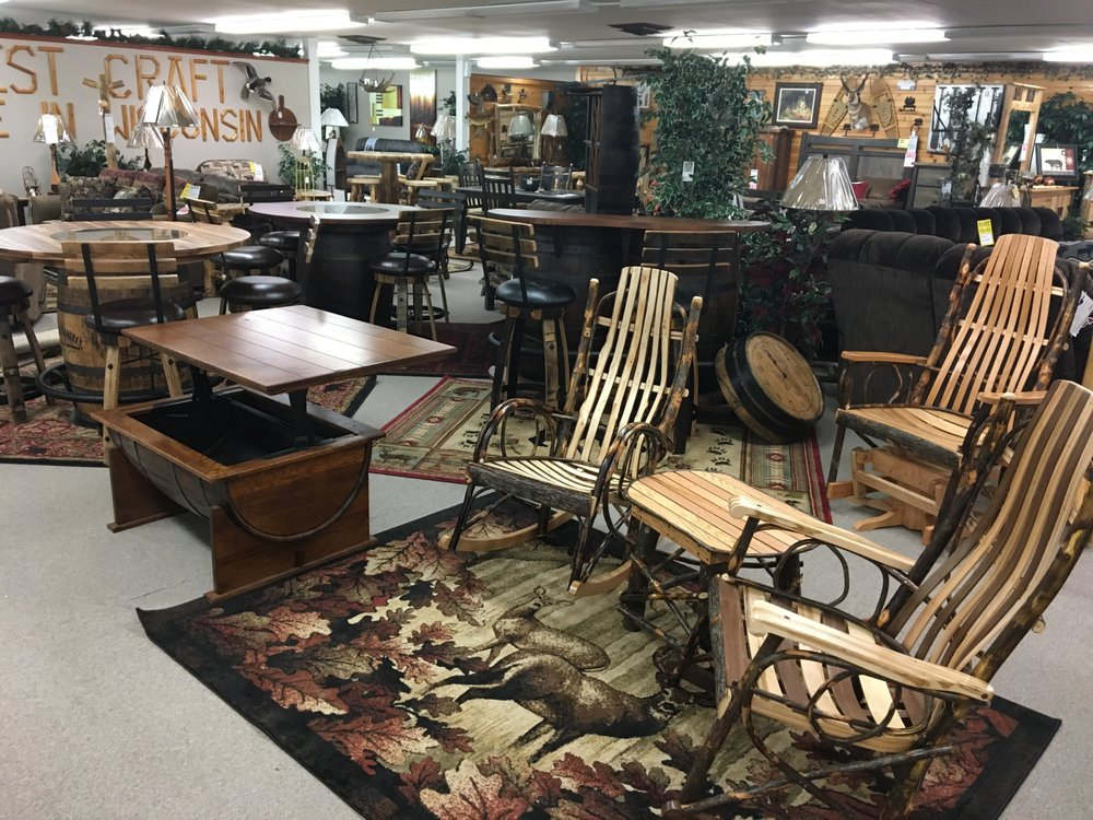 Rapids Home Furnishings: 7830 Hwy 13 S, Wisconsin Rapids, WI