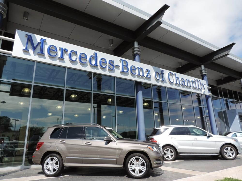 Mercedes benz of chantilly 27 photos 68 reviews for Mercedes benz dealers south florida