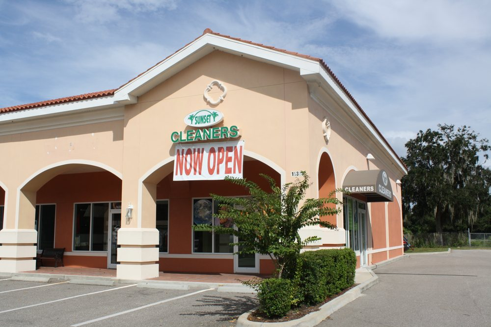 Sunset Cleaners: 16303 N Florida Ave, Lutz, FL
