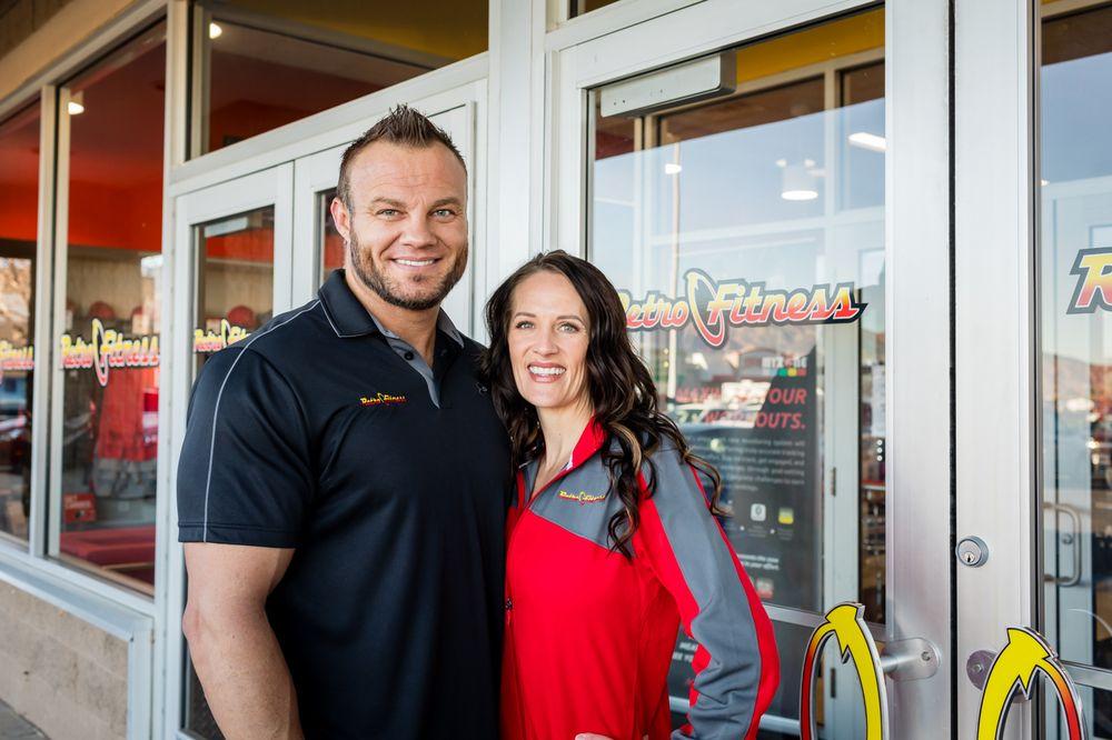 Social Spots from Retro Fitness - Cedar City